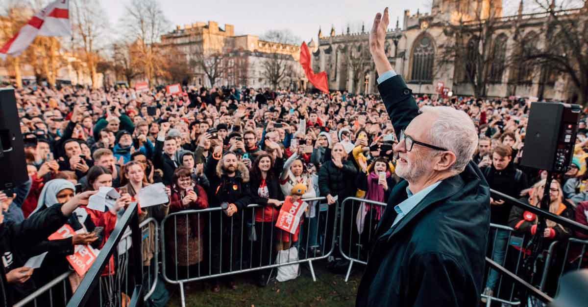 Bristol West stands with Jeremy Corbyn