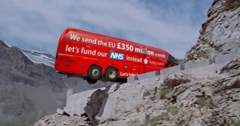 Boris Johnson's Brexit heralds race to the bottom