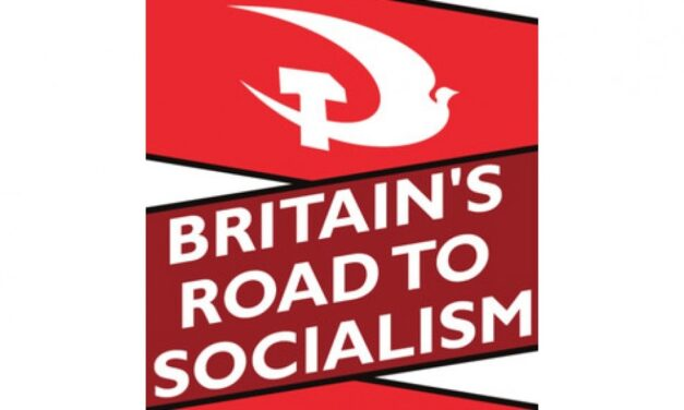 Communist Party of Britain's road to reformism