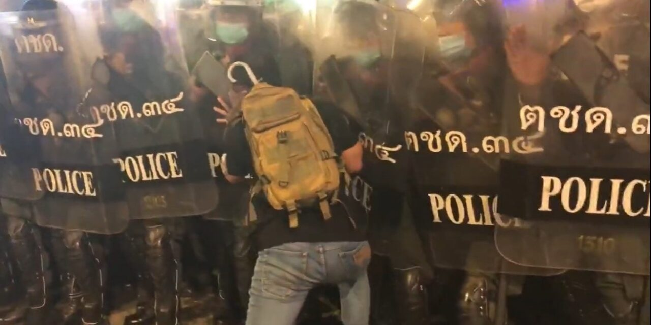 Thailand: government wavers… how to overthrow it?