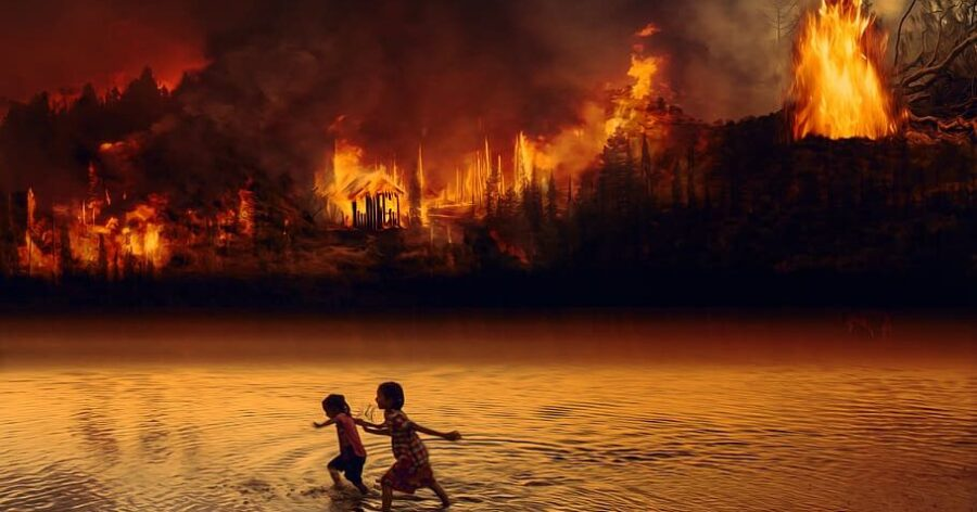 Planet in flames: Capitalism's climate crisis