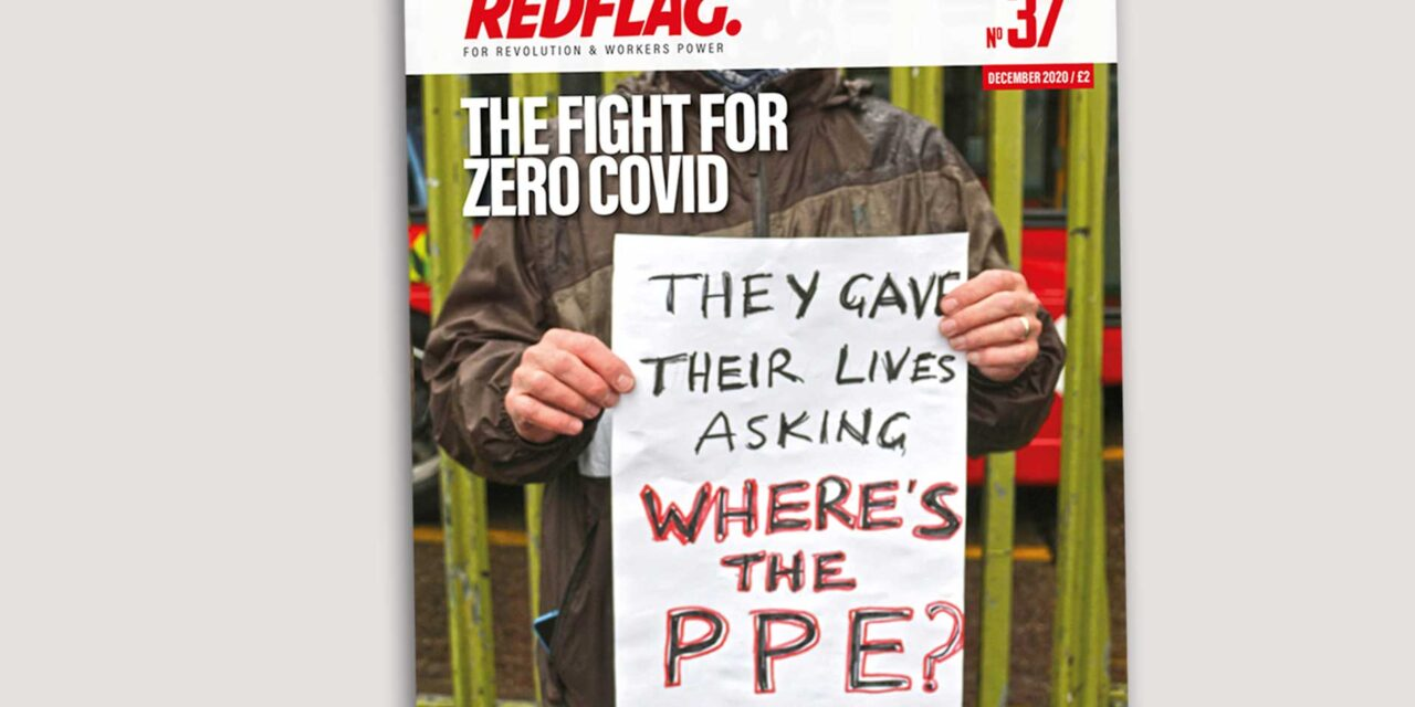 Red Flag issue 37 | Winter 2020/21