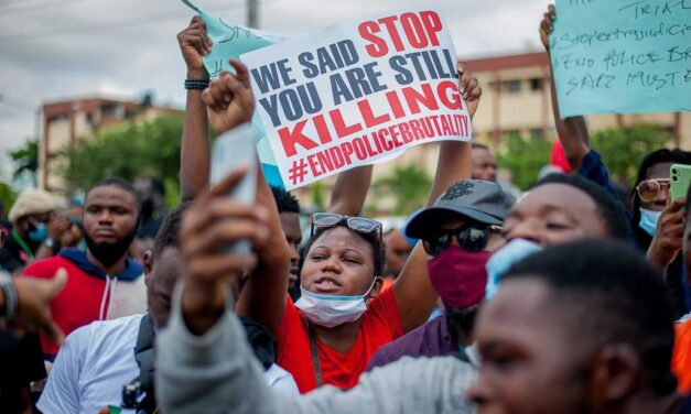 Nigeria: Youth rise up in #EndSARS revolt