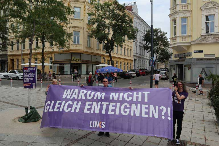 Austria: Local elections in Vienna and a new Left organisation