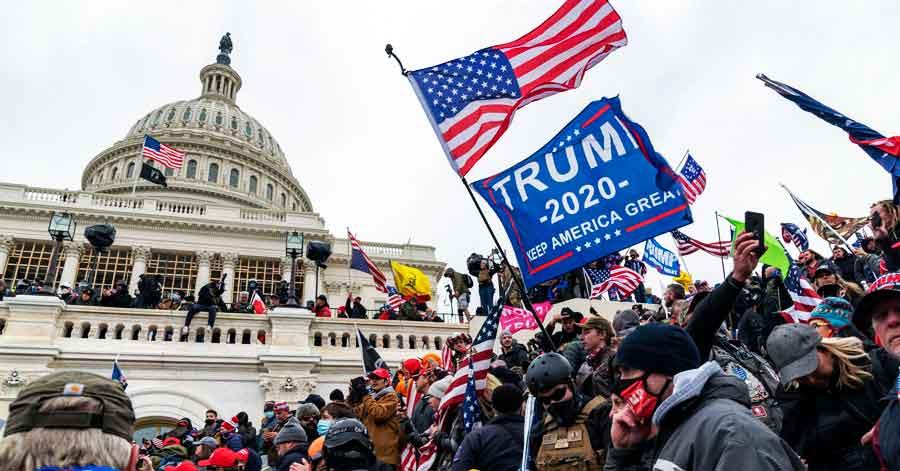 Statement on Trump's fascist provocation