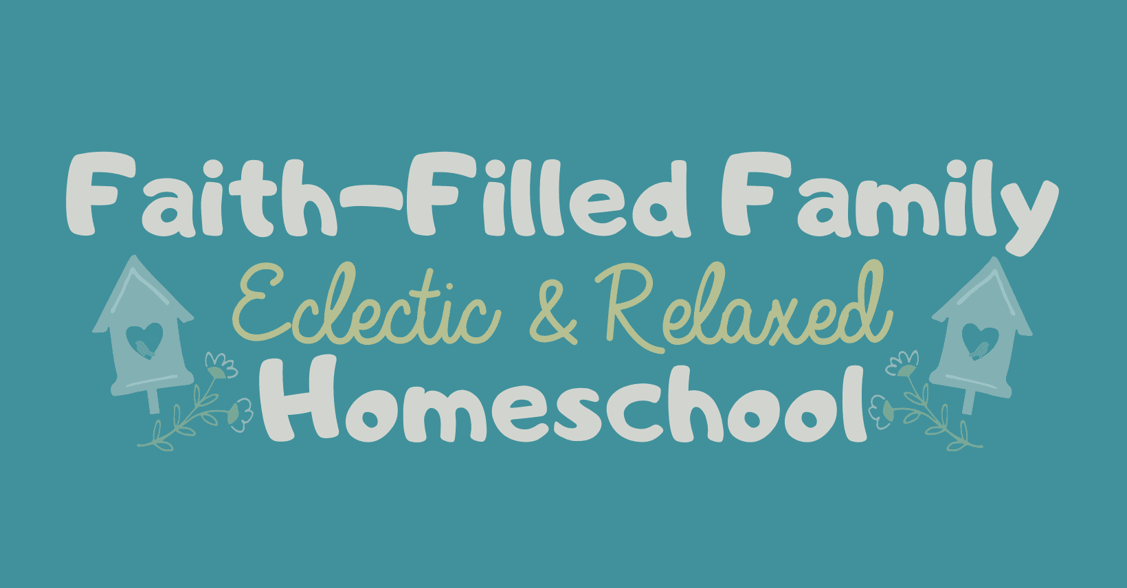 Faith-Filled E&R Homeschool FB Group
