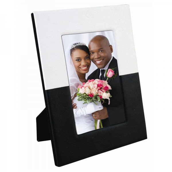 NE Black-White Leatherette Frame 6257.jpg