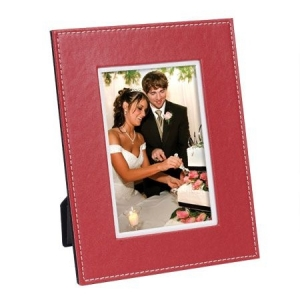 Deluxe Leatherette Frame Red LF-006.jpg