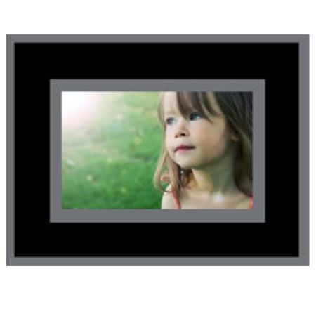 Party Card Frame Black-Silver C-049.jpg