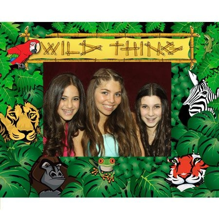 Party Card Frame Wild Thing c-035.jpg