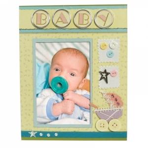 Baby Scrapbook Frame S7212.jpg