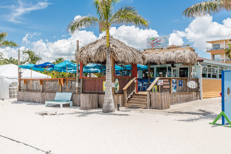 Waterfront Beach Bar