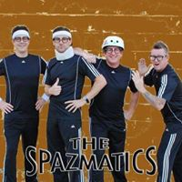 Spazmatics @ The Toasted Monkey