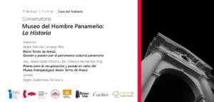 """Conversatorio """"Museo del Hombre Panameño: La Historia"""" @ Casa del Soldado"""