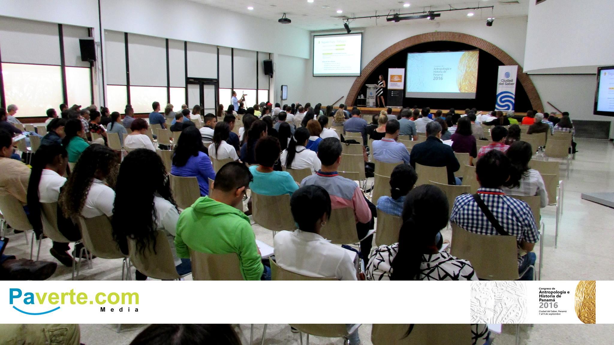 Congreso de ANtropología e Historia de Panamá 2016