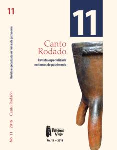 Canto Rodado. Revista especializada en Patrimonio No. 11