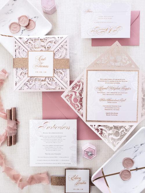 gold blush wedding invitations, elegant invitations for wedding card, invitations elegant, elegant wedding invites