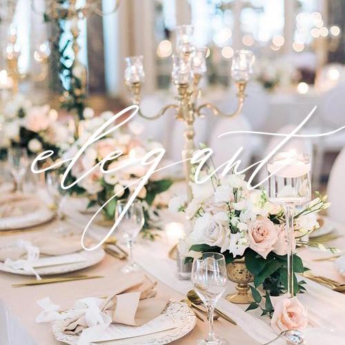 Wedding Invitations elegant