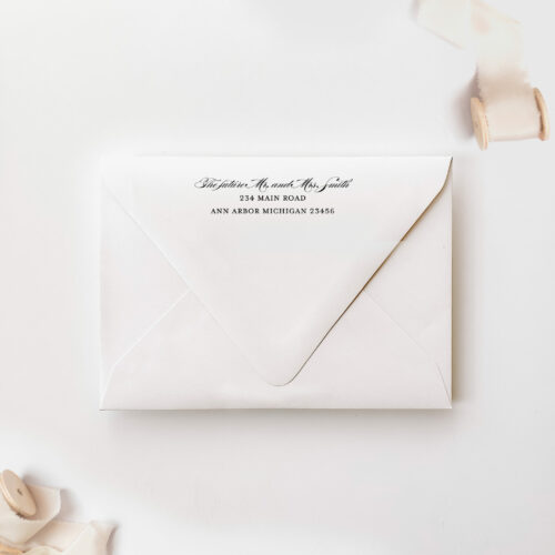 envelope return