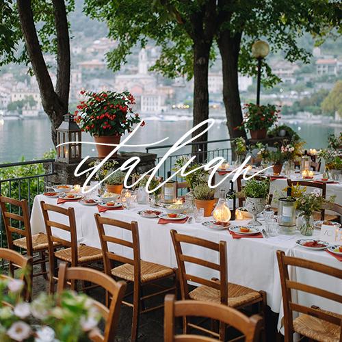 wedding invitations italian