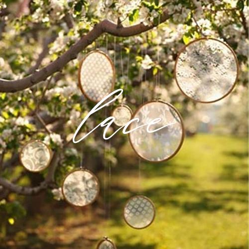 wedding invitations lace