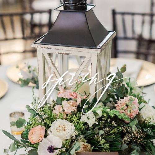 wedding invitations spring