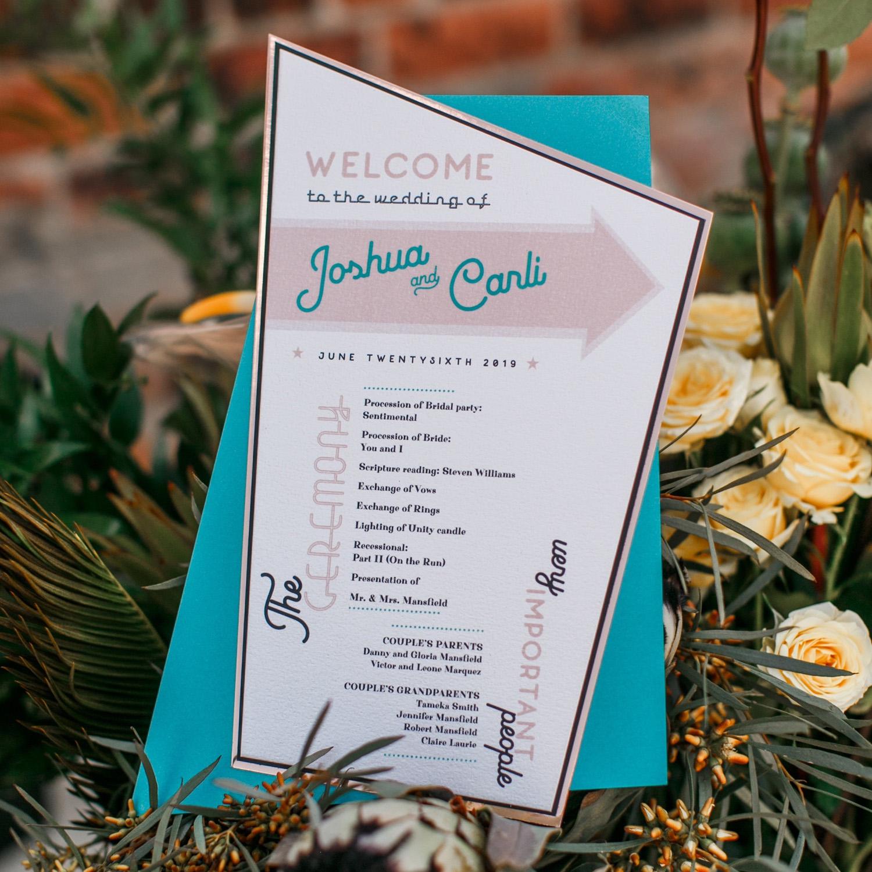 online wedding stationery