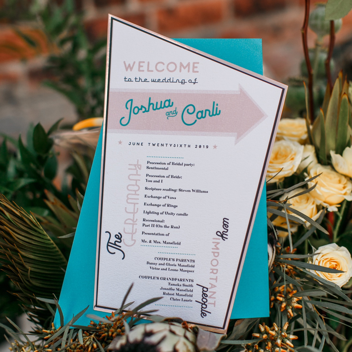 online wedding stationery