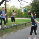 fitness class surrey