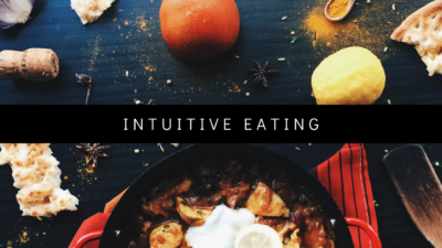 Love Your Body With Intuitive Eating