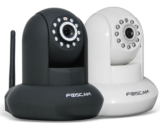 Push to Talk Is Ready To Be Heard With Foscam Cameras