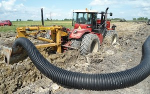 040 plowing 12 inch main