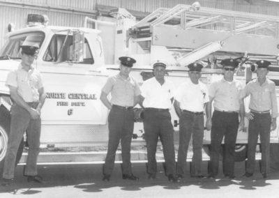 1966. Gaylord, Wagner, volunteers