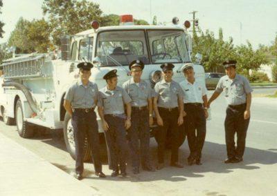 1969 Bullard Station crew