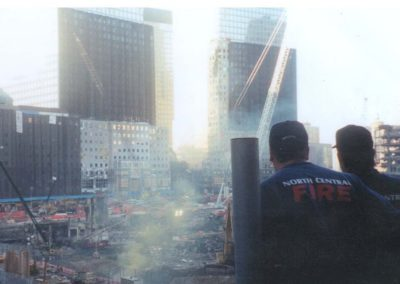 9-11 world trade center disaster
