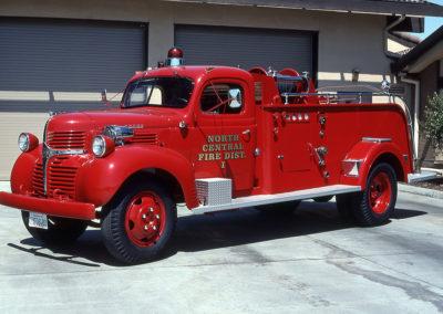 Engine 1: 1947 Dodge John Bean