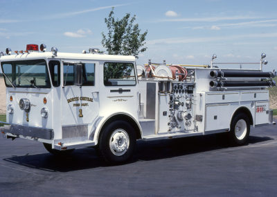 Engine 1: 1969 ALF Pioneer
