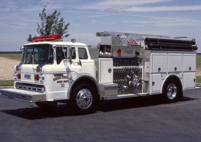 Engine 201: 1987 Ford C8000 FMC