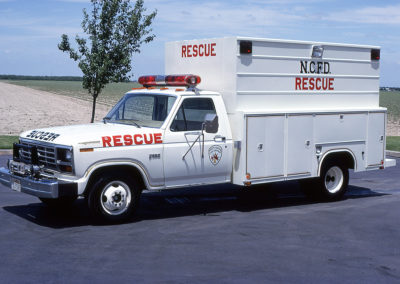 Resue 1: 1983 Ford F350