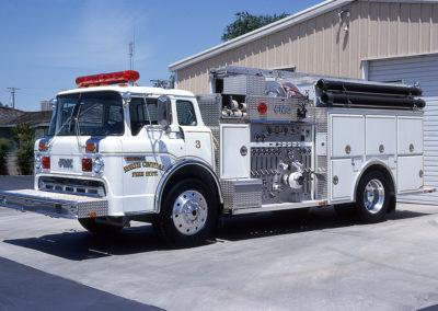 Engine 3: 1987 Ford C8000 FMC