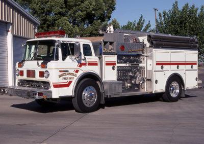 Engine 43: 1987 Ford C8000 FMC