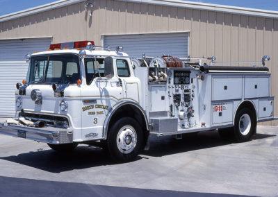 Engine 3: 1976 Ford C8000 Van Pelt