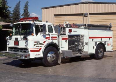 Engine 44: 1985 Ford C8000 Van Pelt