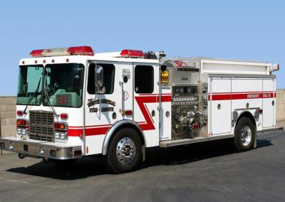 Engine 45: 2002 HME SFO Central States