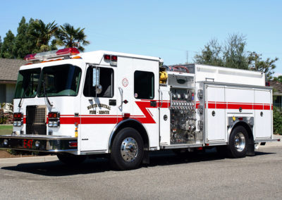 Engine 47: 2003 Spartan MetroStar E-One