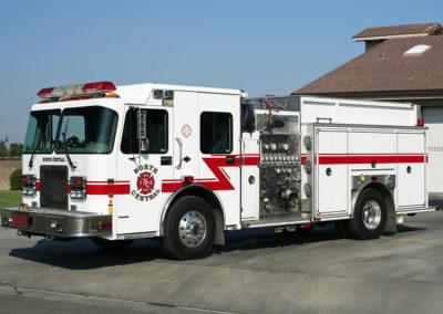 Engine 21: 2002 Spartan MetroStar E-One