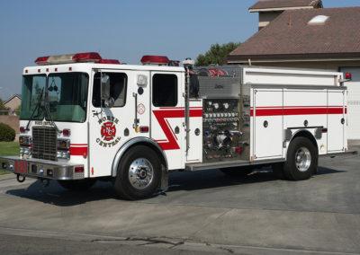 Engine 21: 2001 HME SFO Central States