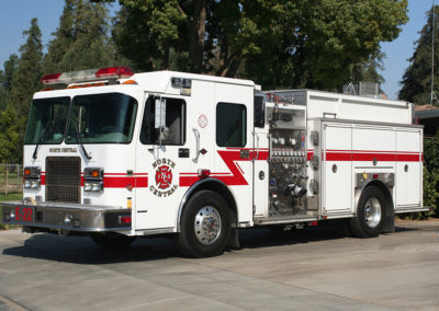 Engine 22: 2003 E-One Superior