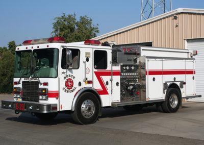 Engine 23: 2002 HME SFO Central States