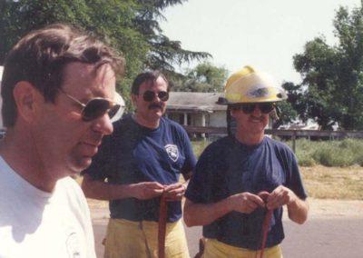 Darl, George and Gary
